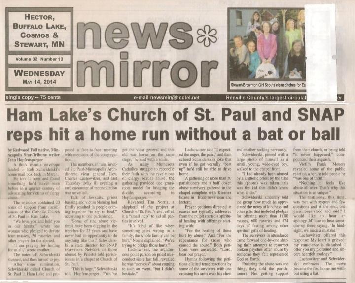 news mirror